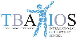 TBA: International Osteopathic School Logo